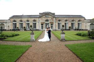 bride & groom woburn